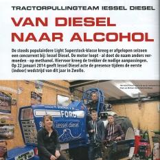 Van diesel naar alcohol