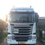 Nieuwe truck van KTL Transport